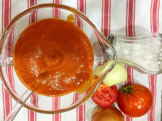 Salsa de tomate 2